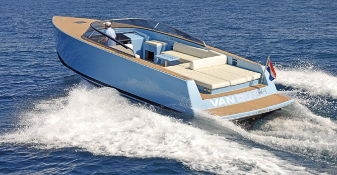 Location VANDUTCH MARINE Van Dutch 40 à Golfe-Juan | www.systemboat.com