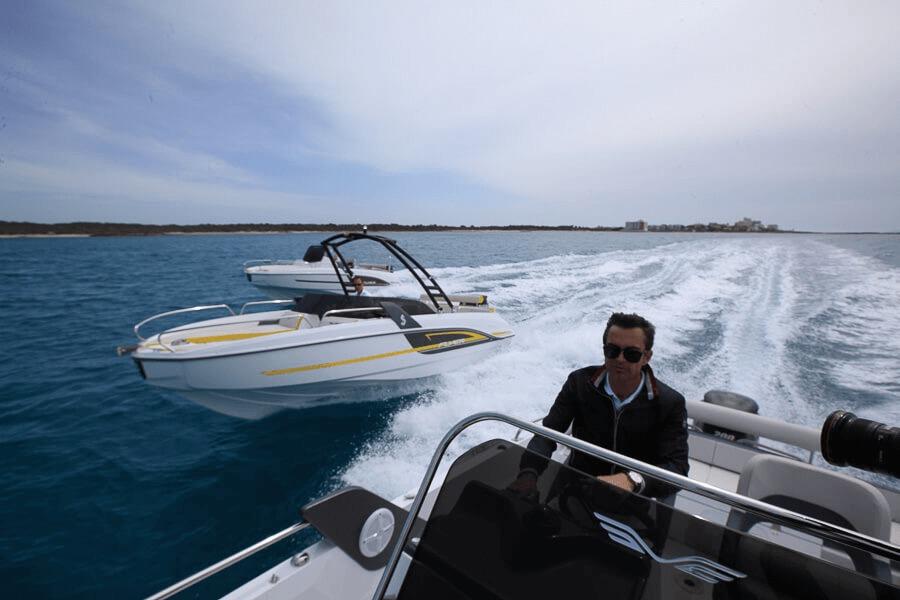 Photo du bateau à moteur BENETEAU Flyer 6 SPORTdeck