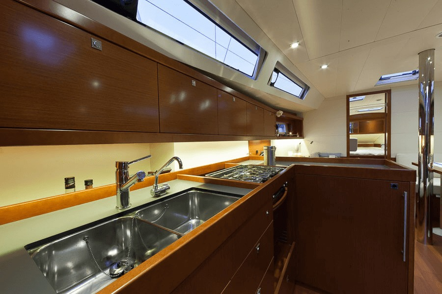 Photo du voilier Beneteau OCEANIS 41