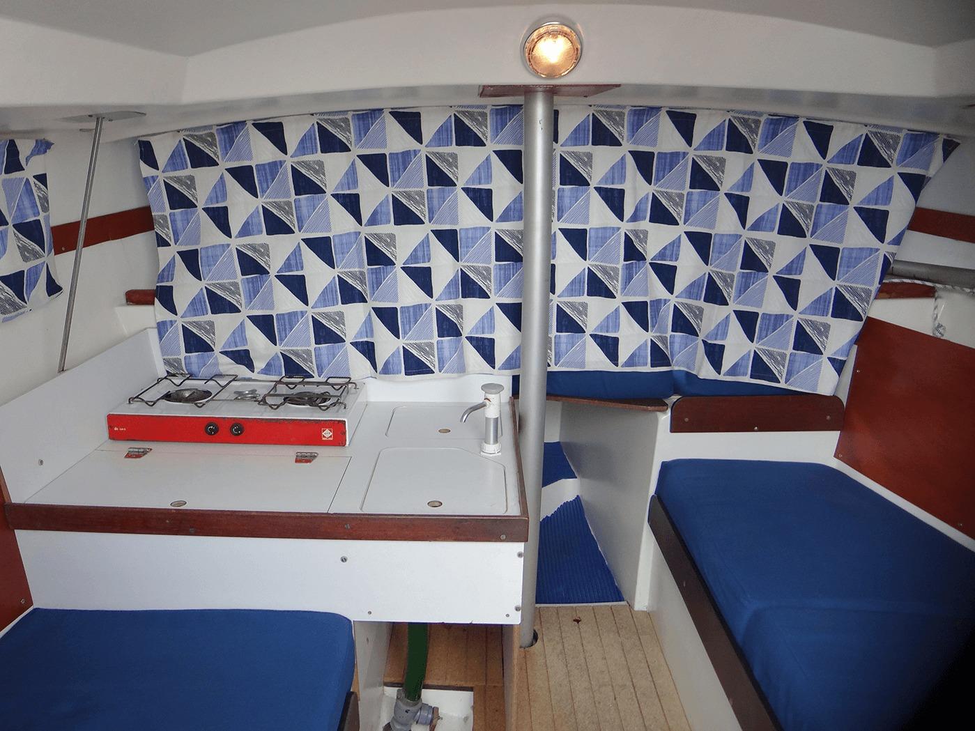 Photo du voilier Etap Yachting 22 i