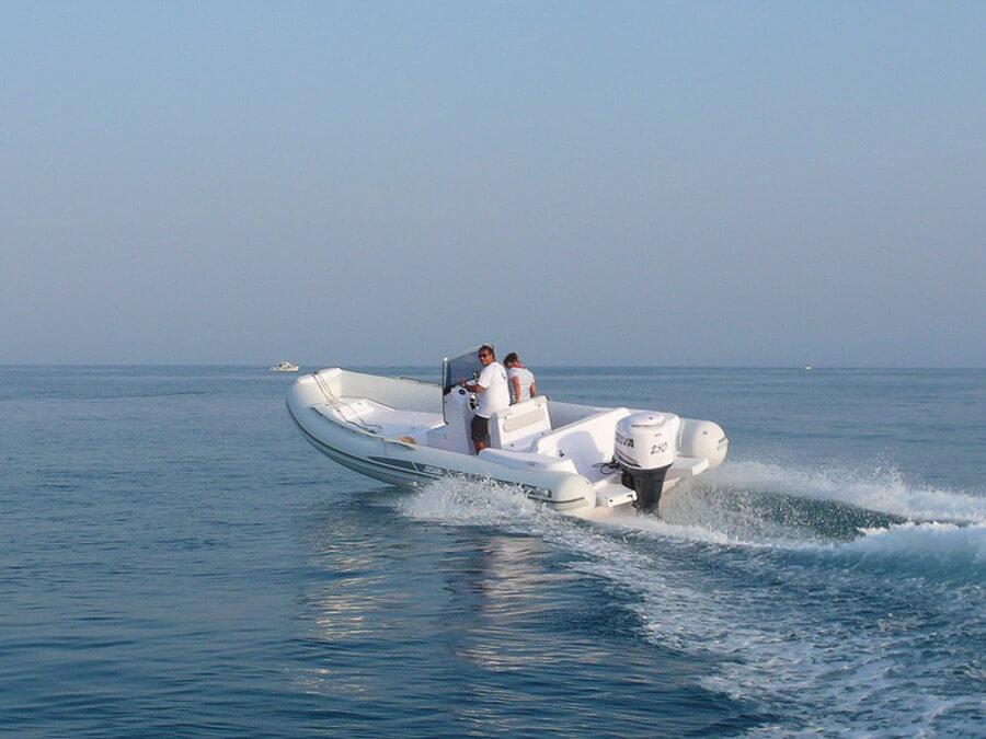Photo du bateau à moteur SELVA D.730
