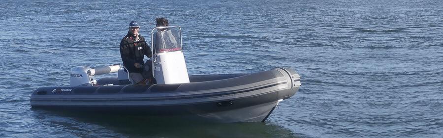 Photo du bateau à moteur 3DTENDER Patrol 545