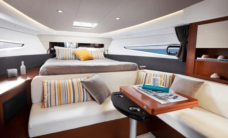Photo du yacht Jeanneau LEADER 36