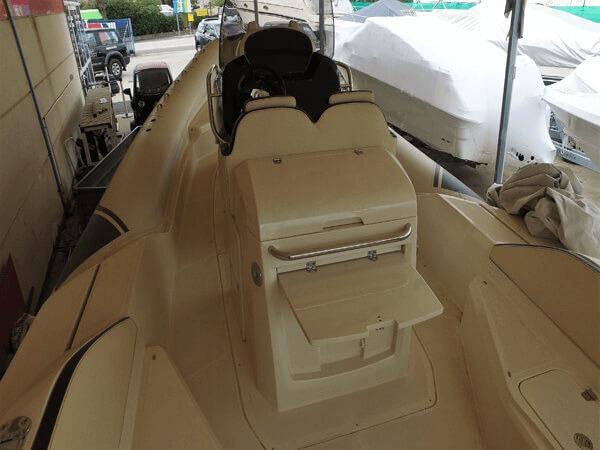 Photo du bateau à moteur SACS Strider 9
