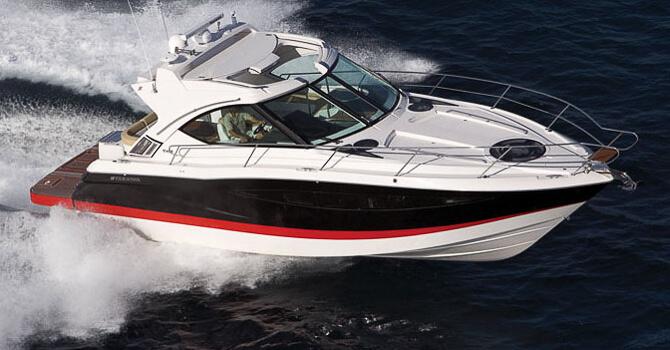 Location FOUR WINNS V 408 à Golfe-Juan | www.systemboat.com