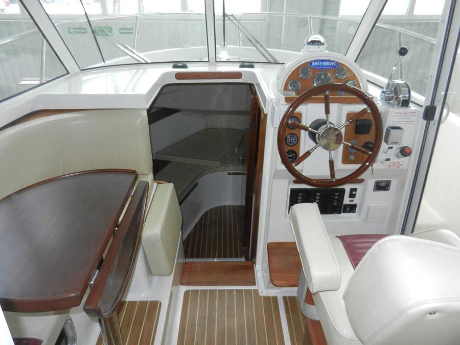 Photo du bateau à moteur QUICKSILVER 280 ARVOR