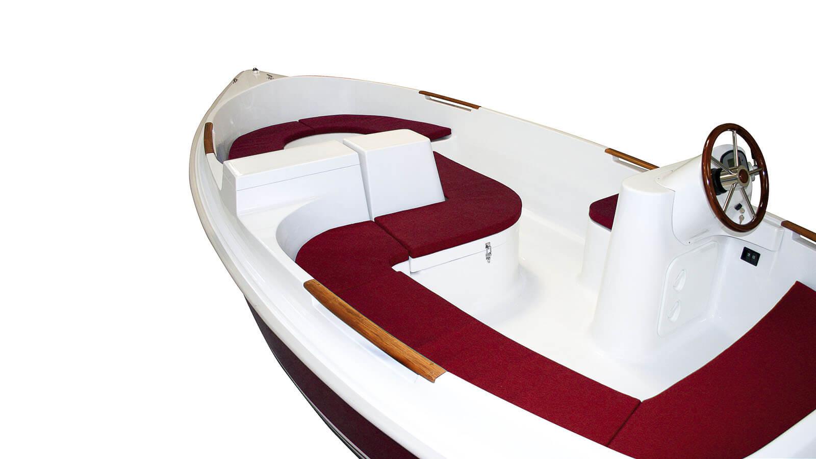 Photo du bateau sans permis Ruban Bleu MOST