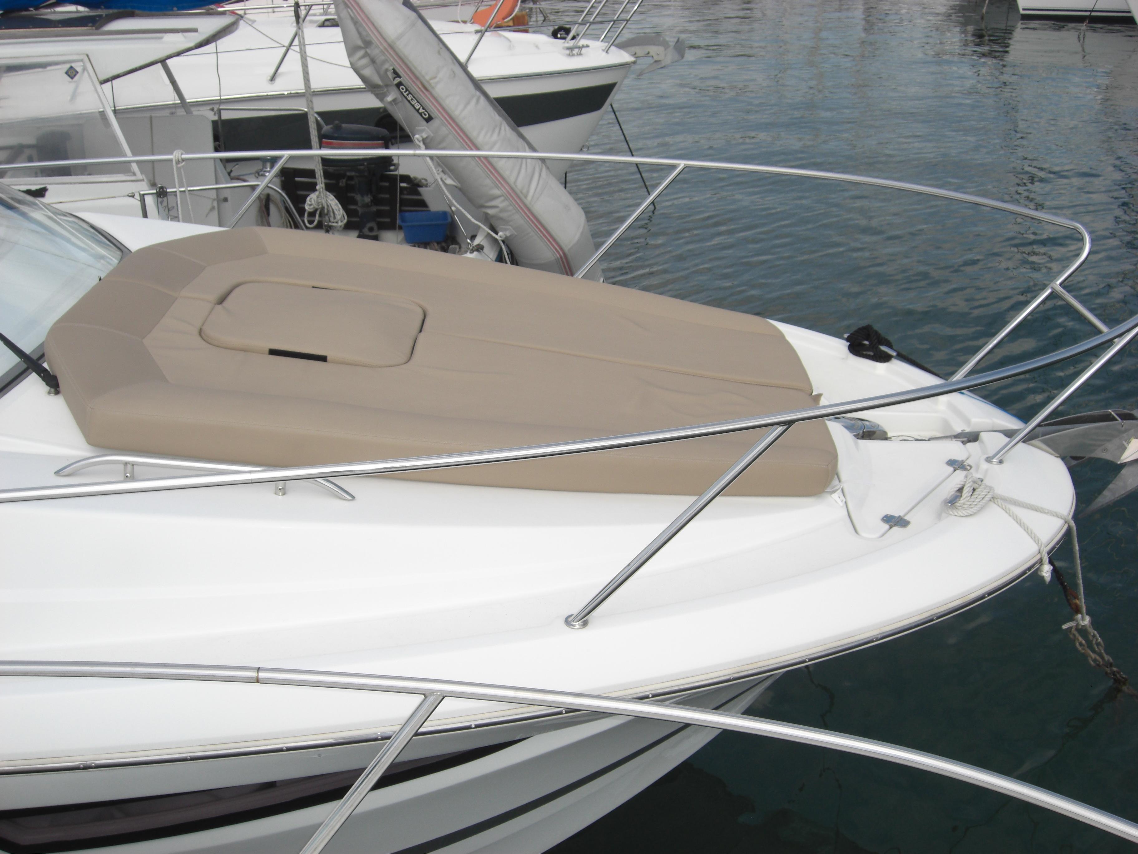 Photo du bateau à moteur JEANNEAU LEADER 8