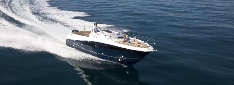 Photo du bateau à moteur JEANNEAU Cap Camarat 8.5 WA